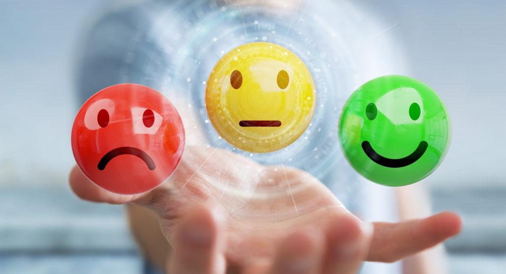 Die Customer Experience in Form von Emojis