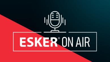 Das Bild zeigt das Logo des Podcasts Esker on Air